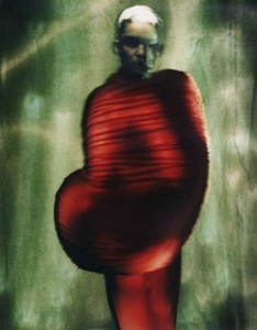 "Rei Kawakubo (Japanese, born 1942) for Comme des Garçons (Japanese, founded 1969), ""Body Meets Dress - Dress Meets Body,"" spring/summer 1997 Courtesy of The Metropolitan Museum of Art, © Paolo Roversi"